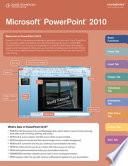 Microsoft PowerPoint 2010 CourseNotes