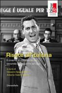Risate all italiana  Il cinema di commedia dal secondo dopoguerra ad oggi