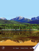 Environmental And Pollution Science book
