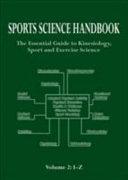 Sports Science Handbook: I-Z