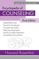 Encyclopedia Of Counseling Third Edition With Cms Pack