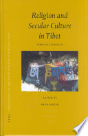 Tibet, Past and Present: Religion and secular culture in Tibet