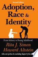 Adoption  Race  and Identity