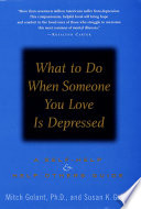 What To Do When Someone You Love Is Depressed