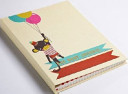 Themen Journal Babybuch Little Circus