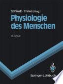 Physiologie Des Menschen book