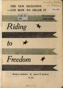 Riding to Freedom Book PDF