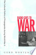 Radio Goes to War
