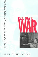 Radio Goes to War
