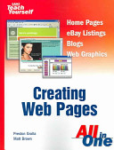 Creating Web Pages