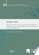 SOCNET 2018