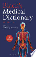 Black S Medical Dictionary