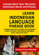 download ebook learn indonesian language phrase book pdf epub