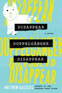 Disappear Doppelg  nger Disappear Book PDF