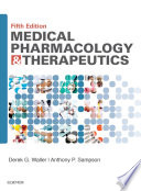 Medical Pharmacology and Therapeutics E Book