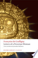 Letters Of A Peruvian Woman : to fathom the cause of that...