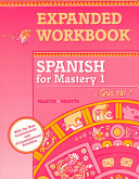 Expanded Workbook