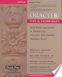 Oracle8i Tips   Techniques