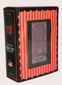 Tim Burton s Oyster Boy Book and Voodoo Girl Figure Boxed Set