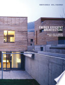 Energy Efficient Architecture