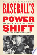 Baseball s Power Shift