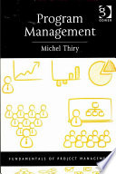 Program Management : executives with the means to...