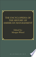 Encyclopedia of History of American Management