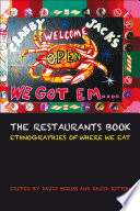 The Restaurants Book