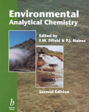 Environmental Analytical Chemistry