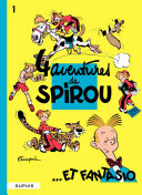4 aventures de Spirou... et Fantasio, n°1