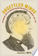 Unsettled Minds Book PDF
