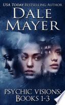 Psychic Visions  Books 1 3  Mystery  Thriller  Romantic Suspense