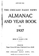 The Chicago Daily News Almanac and Year Book
