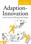 Adaption-Innovation Anyone Who Wants To Know More About Dealing