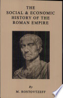 The Social   Economic History of the Roman Empire