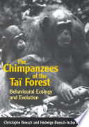 The Chimpanzees of the Ta   Forest