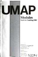 UMAP Modules