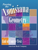 Passing the Louisiana Geometry End of Course Test