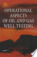 Operational Aspects Of Oil And Gas Well Testing book
