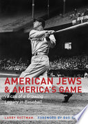 American Jews and America s Game