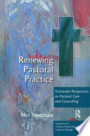 Renewing Pastoral Practice
