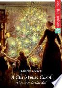 A Christmas Carol  English Spanish edition illustrated