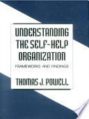 Understanding The Self Help Organization