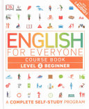 English for Everyone  Level 2  Beginner  Course Book  Lbrary Edition