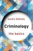 Criminology  The Basics