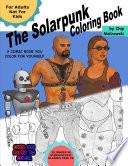 The Solarpunk Coloring Book