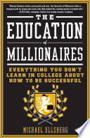 The Education of Millionaires Book PDF