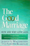 The Good Marriage Book PDF