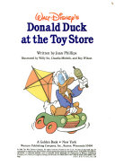 Walt Disney s Donald Duck at the Toy Store