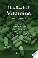 Handbook of Vitamins  Fourth Edition